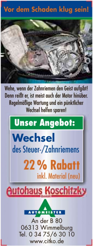 Autohaus Koschitzky GmbH
