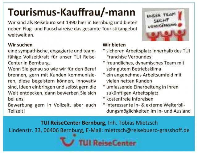 TUI ReiseCenter Bernburg