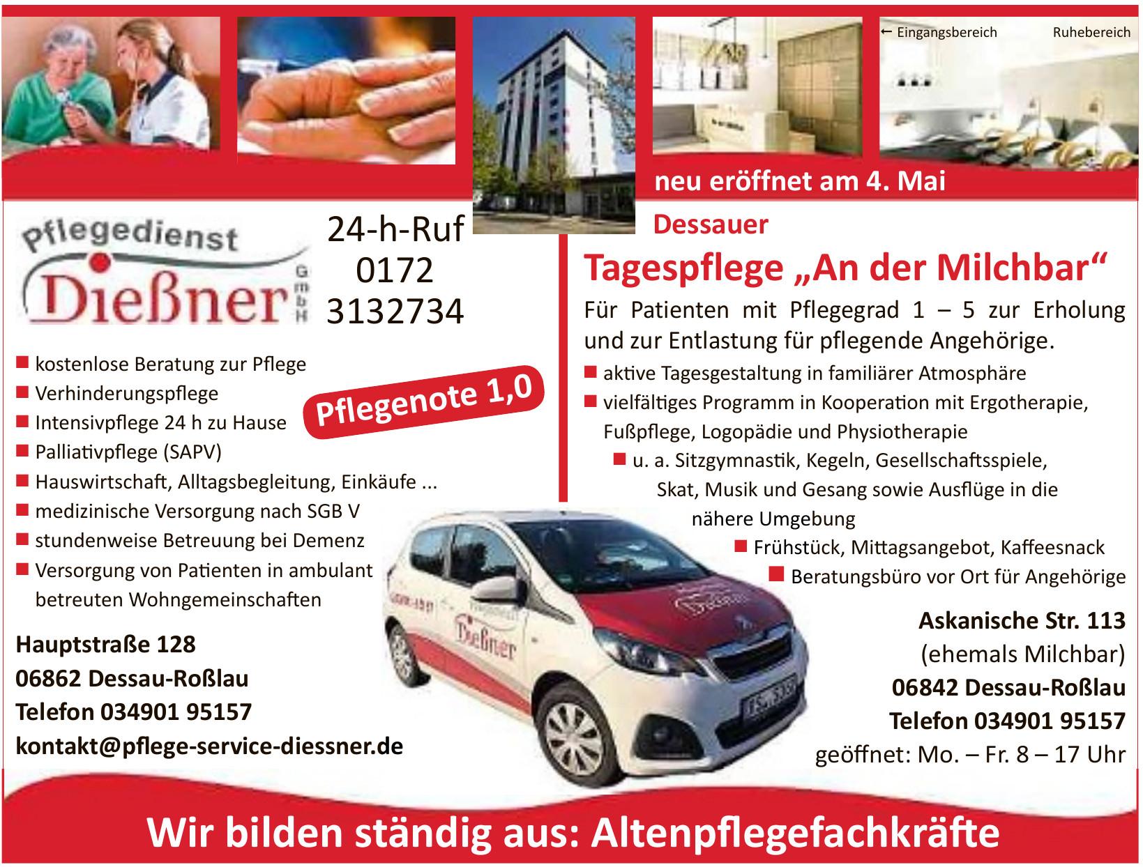Pflegedienst Dießner GmbH